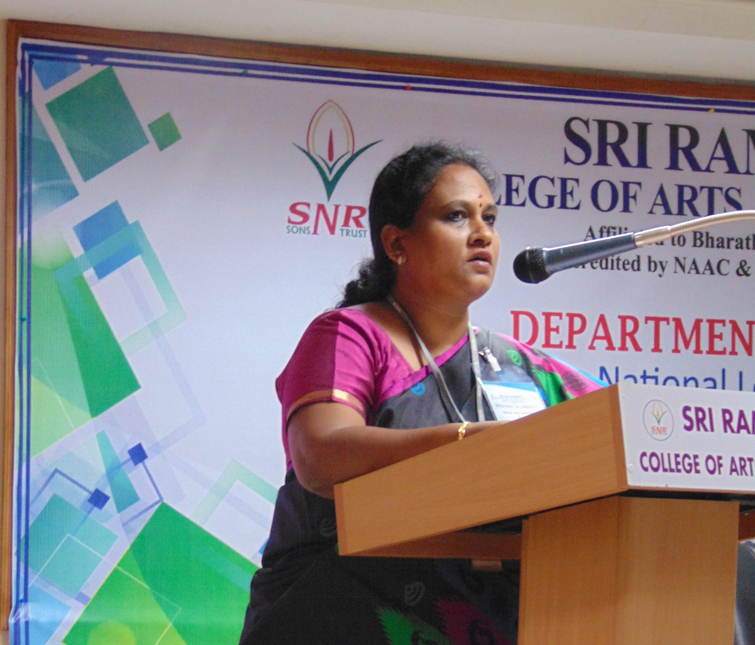 Dr. D. Padmavathi